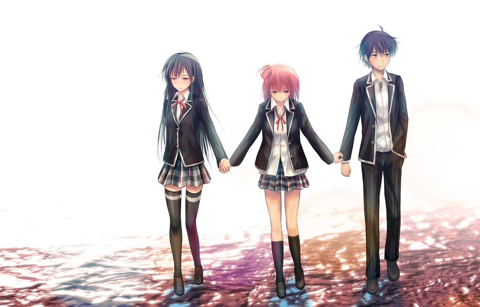 Download hd 1600x1024 My Teen Romantic Comedy SNAFU desktop background ID:61568 for free