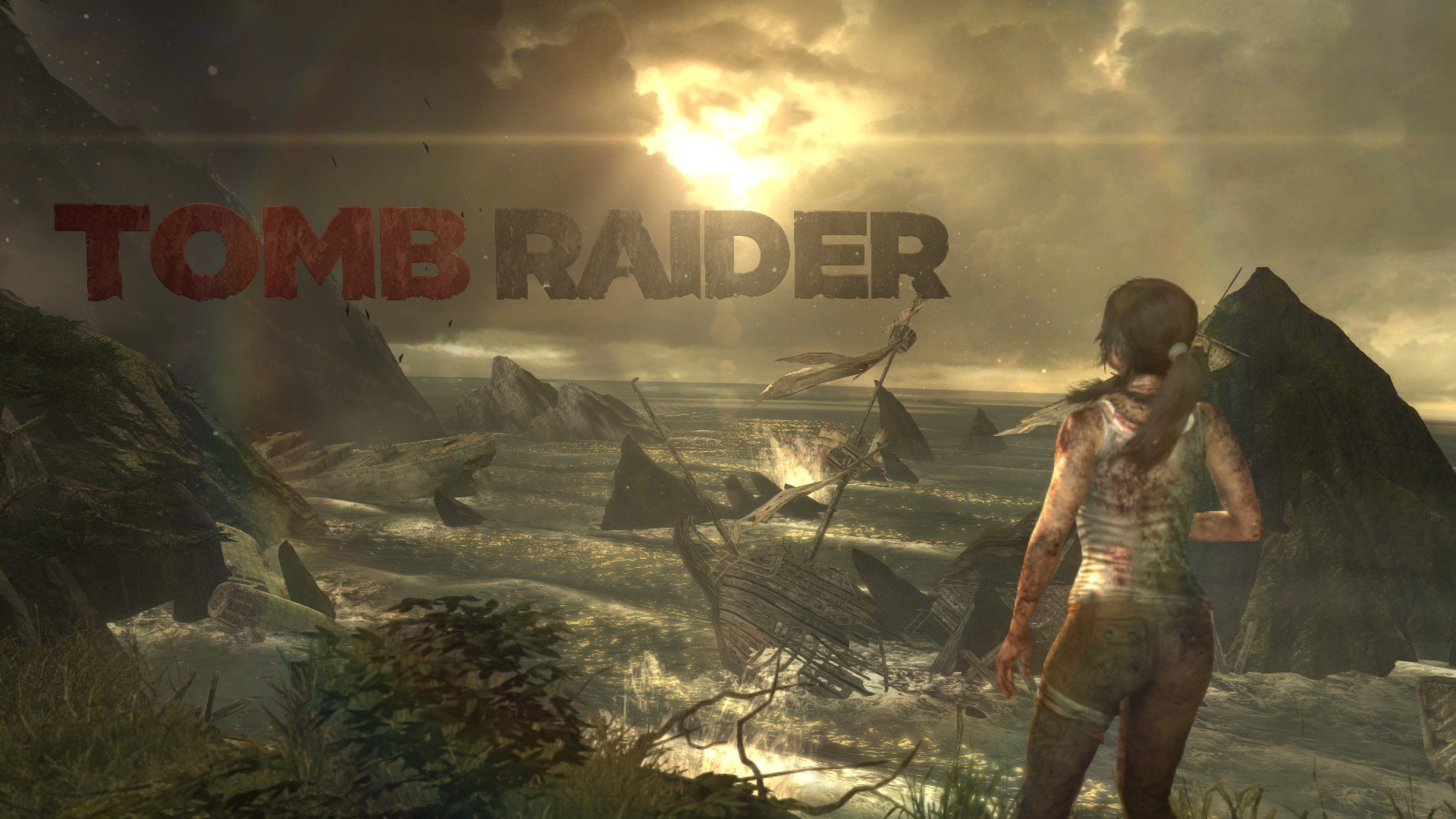 Download Hd 1080p Tomb Raider 2013 Desktop Background Id 375499 For Free