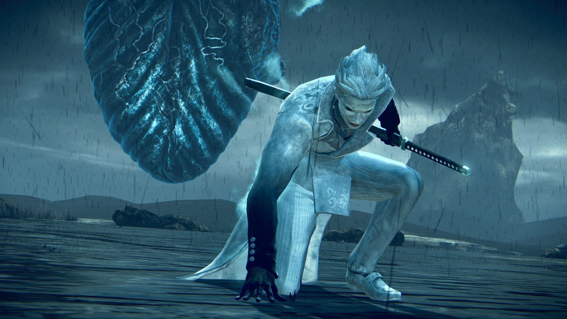 Free Download Vergil Devil May Cry Wallpaper Id120887 Hd