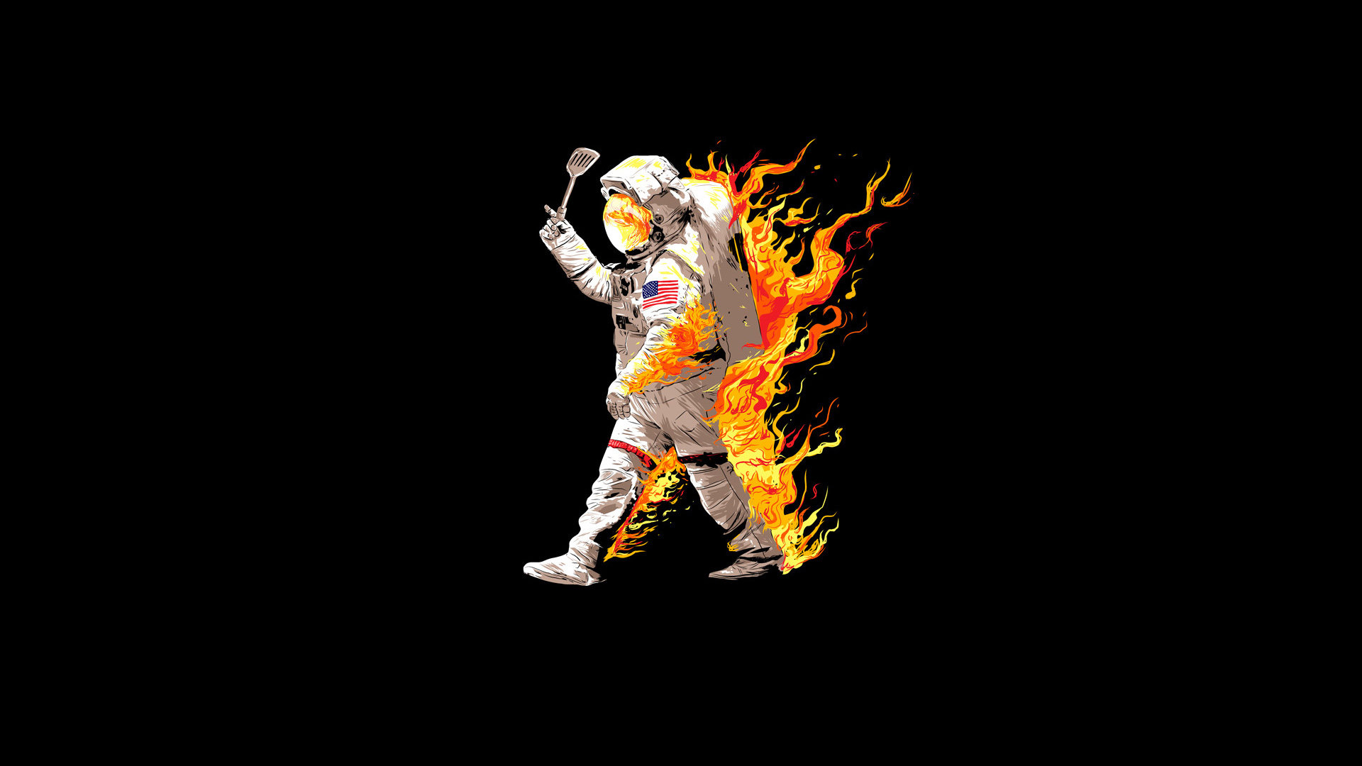 Best Astronaut background ID:101427 for High Resolution hd 1080p desktop