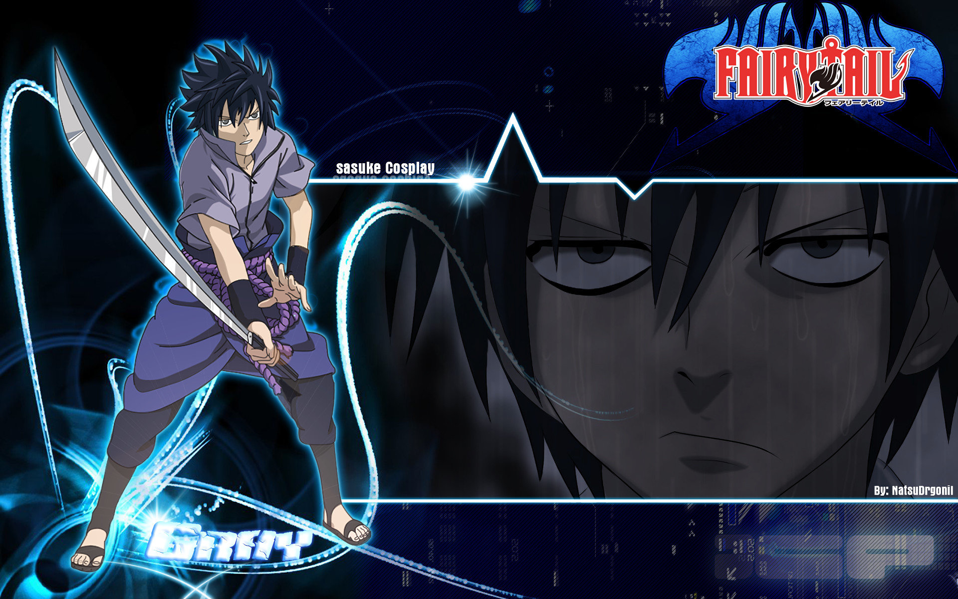 Download hd 1920x1200 Fairy Tail PC background ID:41124 for free