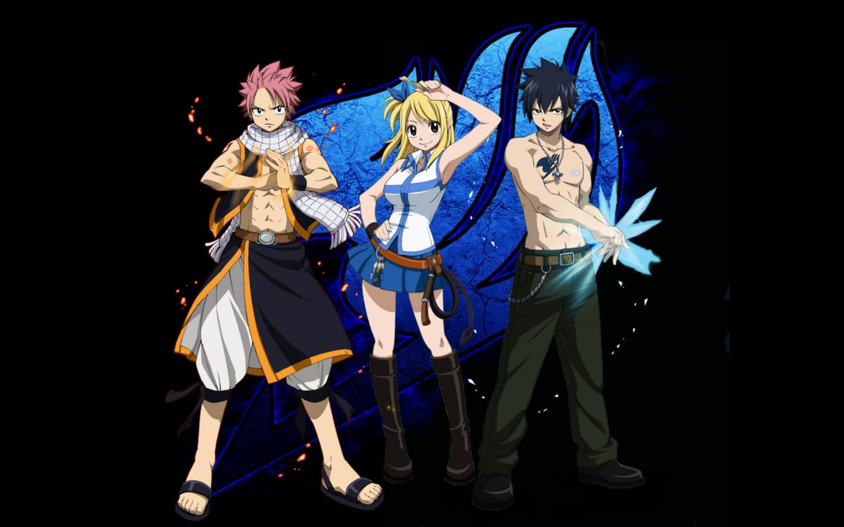 Best Fairy Tail wallpaper ID:41287 for High Resolution hd 1680x1050 computer