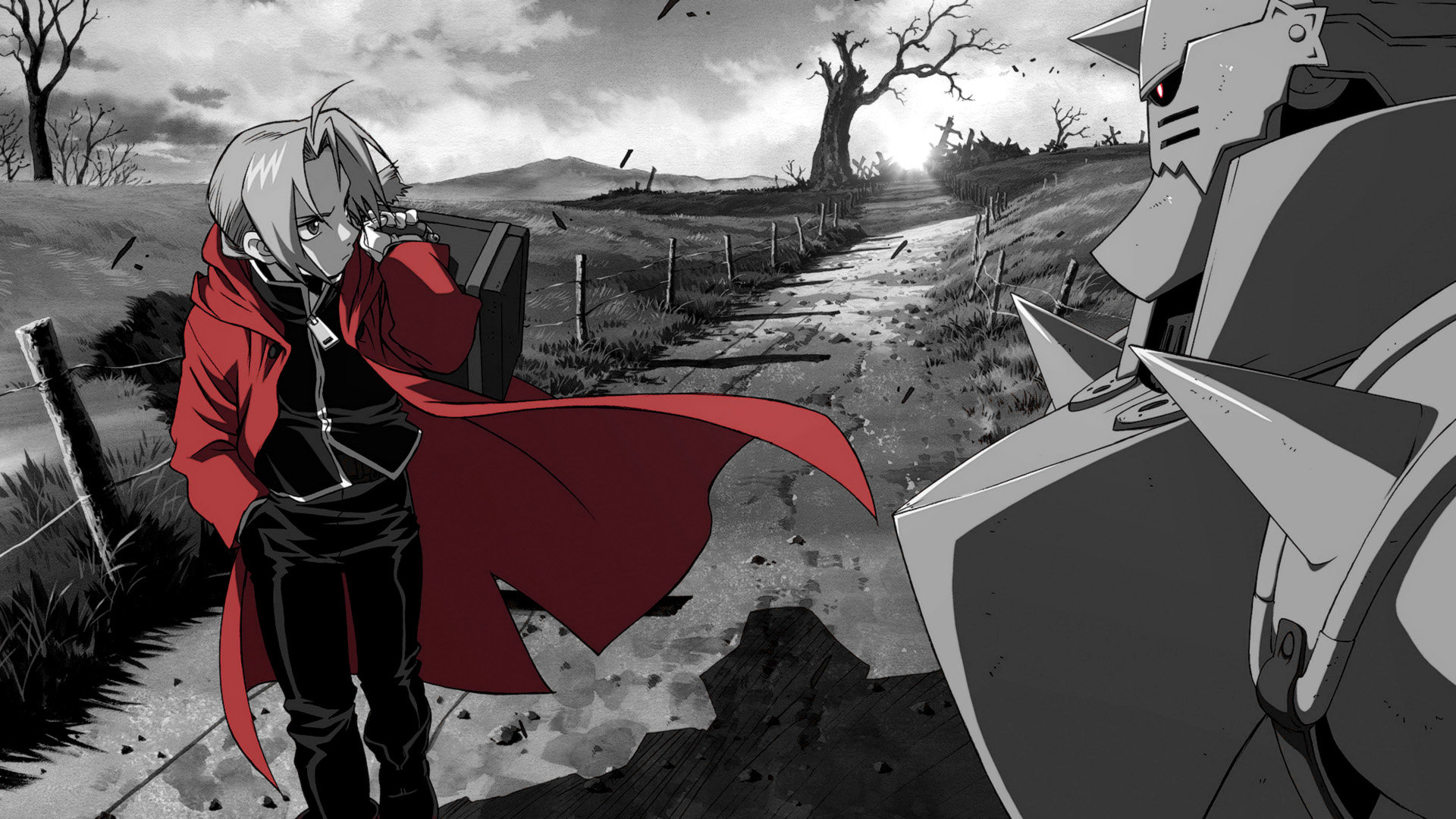 Best FullMetal Alchemist (FMA) background ID:310829 for High Resolution hd 1080p PC