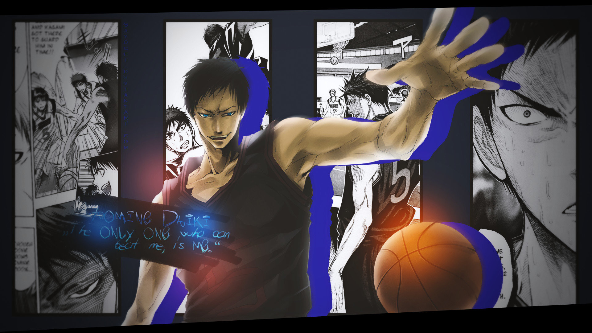 High resolution Kuroko's Basketball hd 1920x1080 background ID:318860 for PC