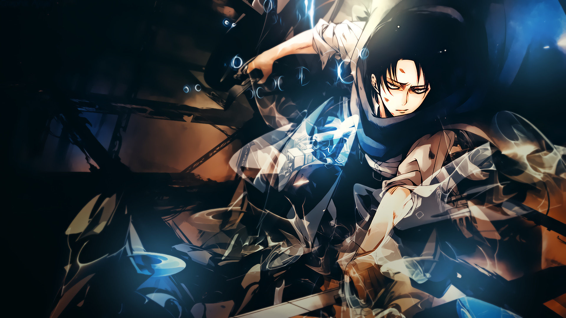 Levi Ackerman Wallpapers 1920x1080 Full Hd 1080p Desktop Backgrounds