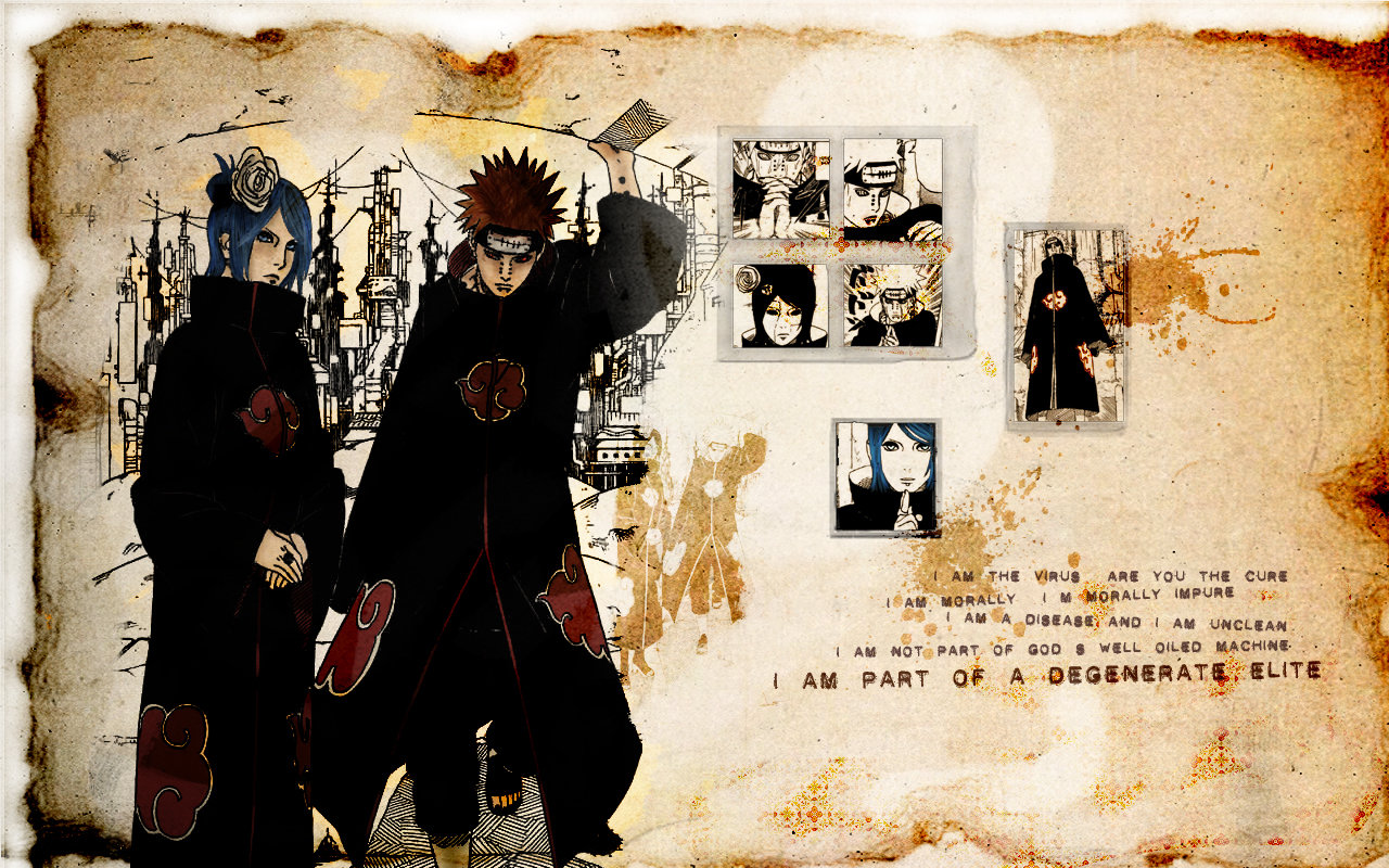 High resolution Naruto hd 1280x800 background ID:396352 for desktop