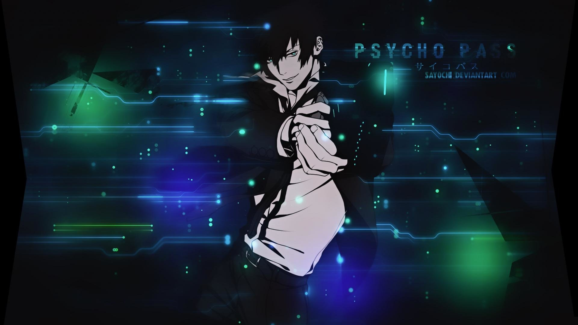 Download full hd 1920x1080 Psycho-Pass computer background ID:451793 for free