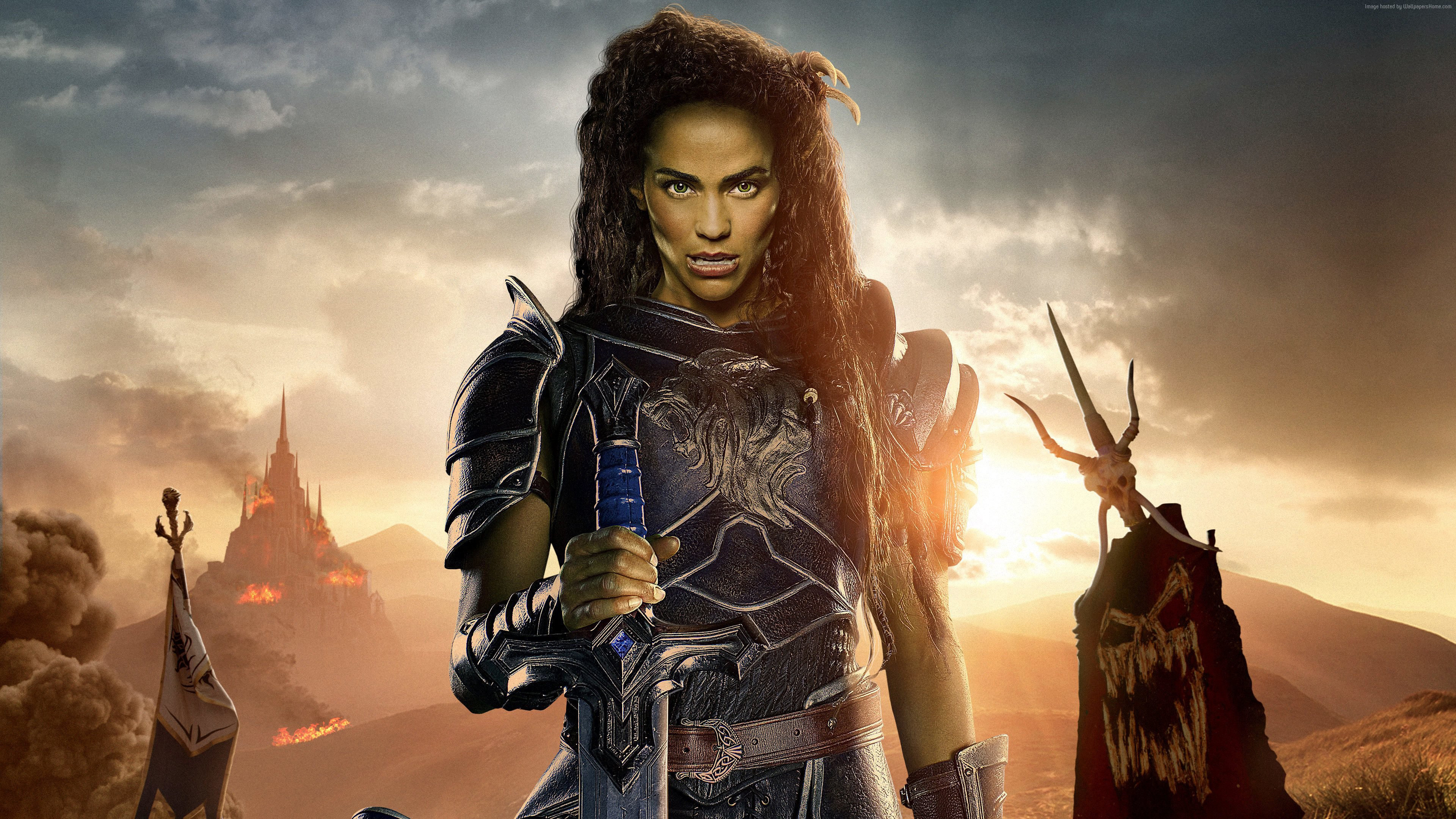 Best Warcraft Movie Wallpaper Id 132219 For High Resolution Ultra