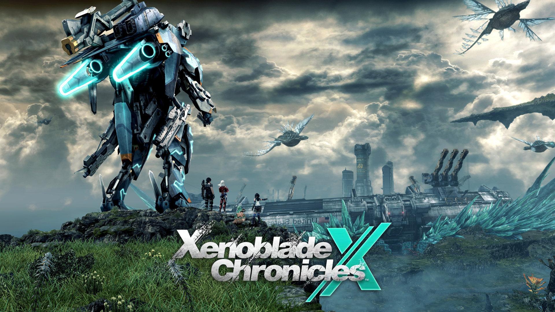 Xenoblade Chronicles Wallpapers 1920x1080 Full Hd 1080p Desktop