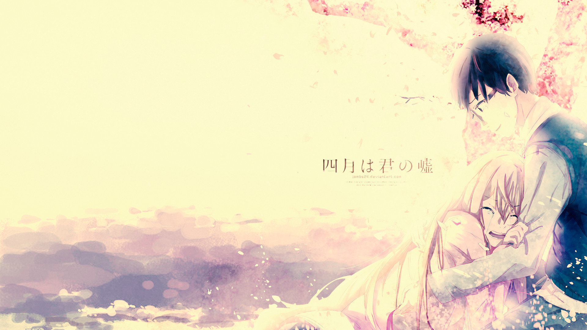 high resolution your lie in april full hd background id 45761 for