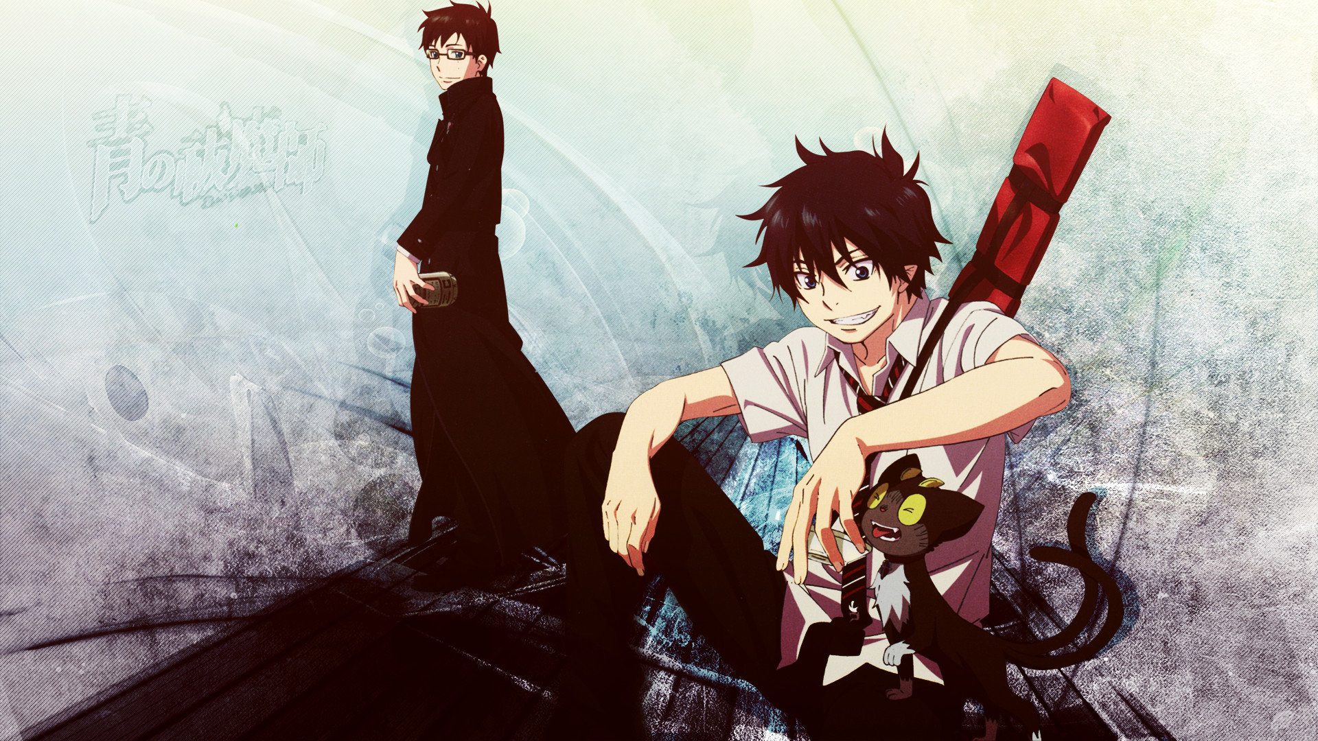 Best Blue Exorcist (Ao No) wallpaper ID:242202 for High Resolution hd 1920x1080 PC