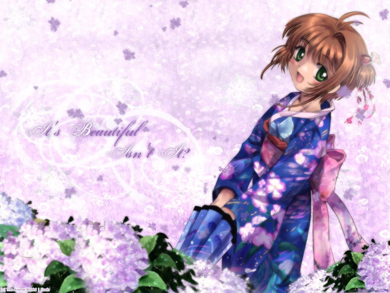 Download hd 1280x960 Cardcaptor Sakura PC background ID:273769 for free