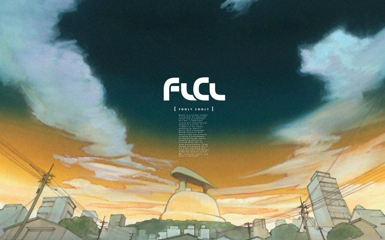 Awesome FLCL free wallpaper ID:339511 for hd 1280x800 desktop