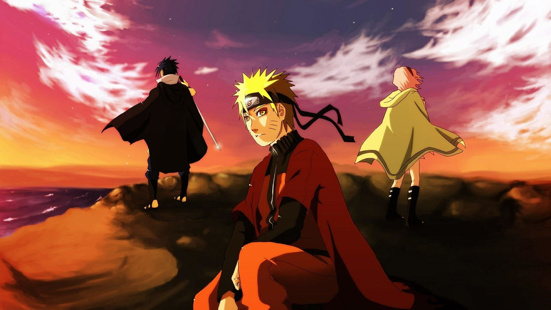 Download full hd 1080p Naruto desktop wallpaper ID:395518 for free
