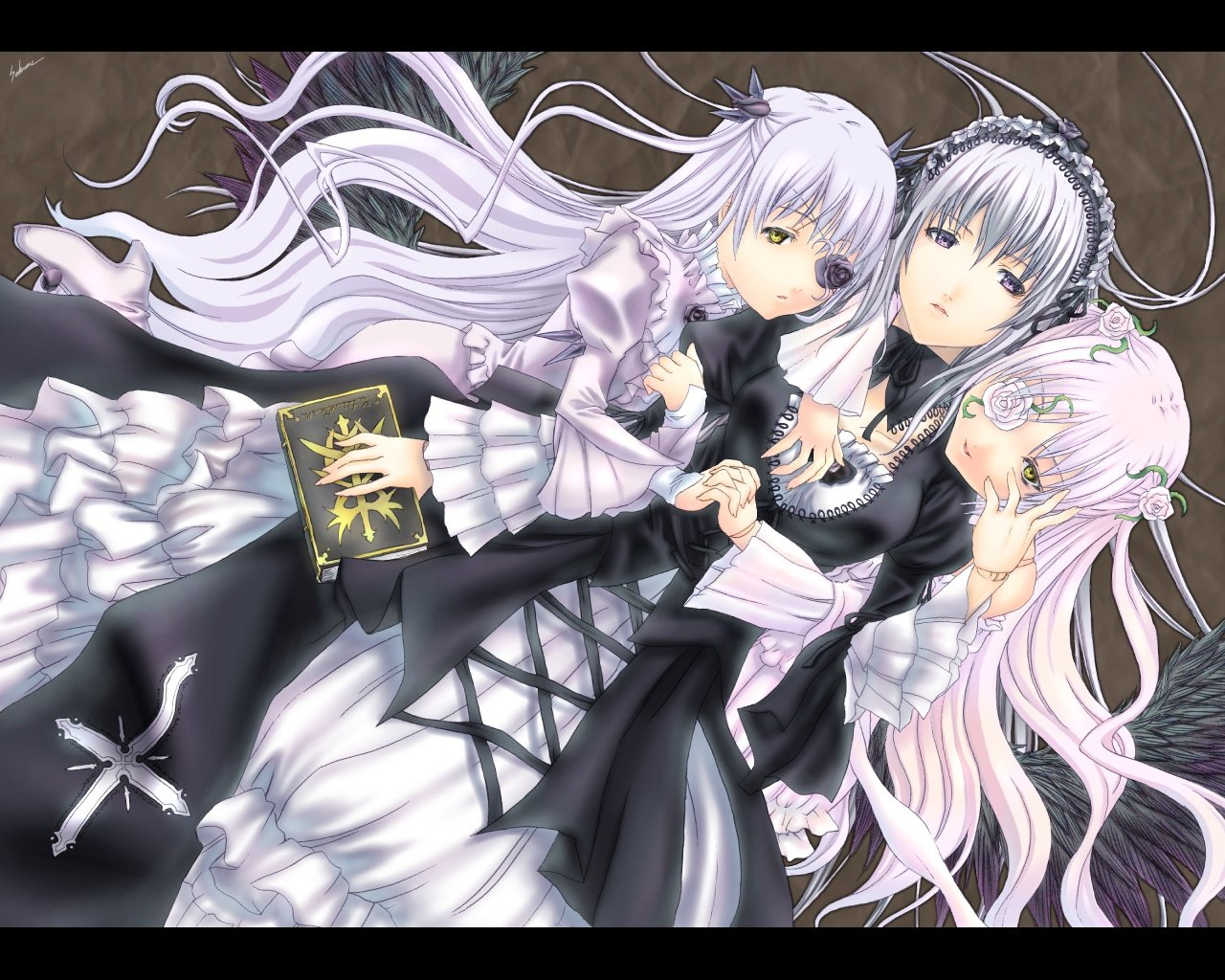 High resolution Rozen Maiden hd 1280x1024 background ID:357493 for desktop