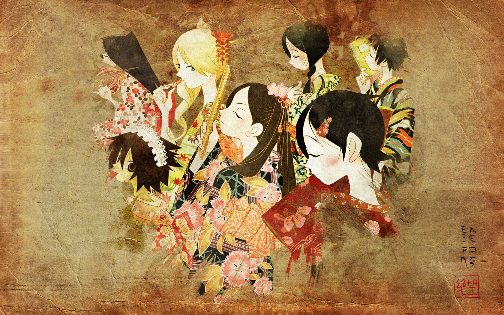 Best Sayonara, Zetsubou-Sensei wallpaper ID:243698 for High Resolution hd 1680x1050 PC