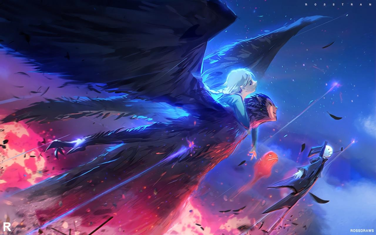 High resolution Howl's Moving Castle hd 1280x800 wallpaper ID:347867 for PC