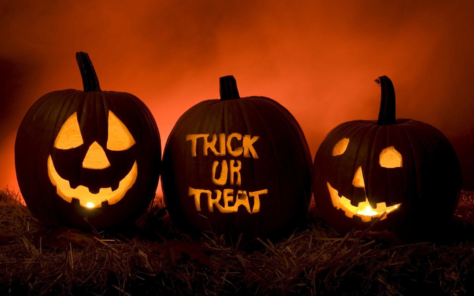 Best Jack O Lantern Wallpaper Id 402055 For High Resolution Hd