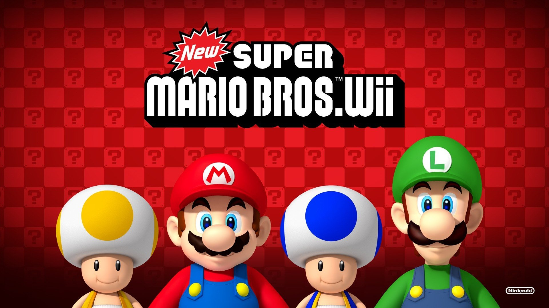 New Super Mario Bros. Wii wallpapers HD
