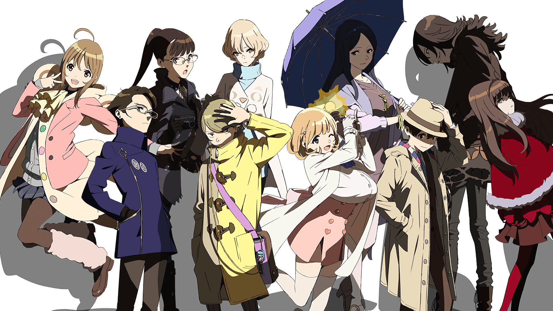 High resolution Occultic Nine full hd 1080p wallpaper ID:101926 for computer