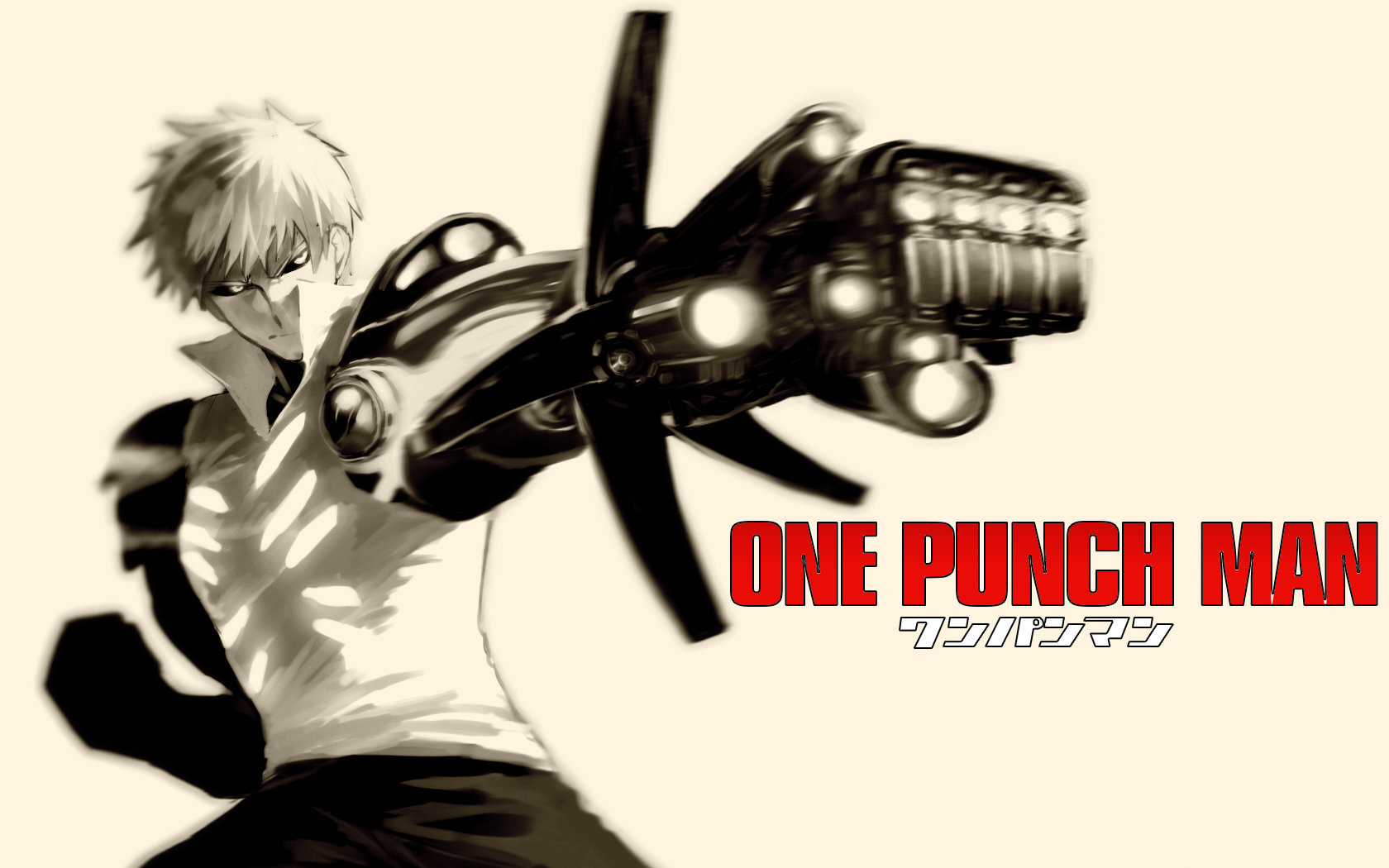 High resolution Saitama (One-Punch Man) hd 1680x1050 wallpaper ID:345448 for PC