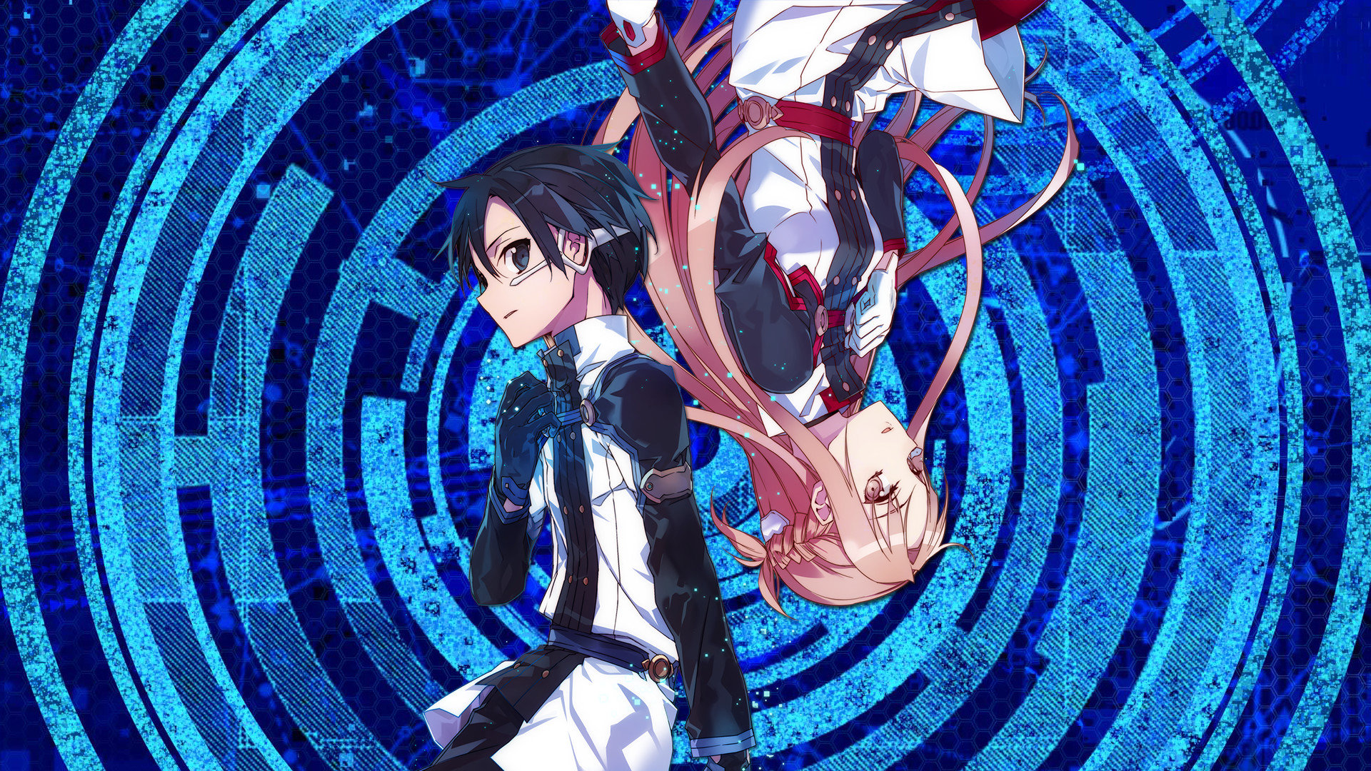 Sword Art Online Sao Wallpapers 1920x1080 Full Hd 1080p