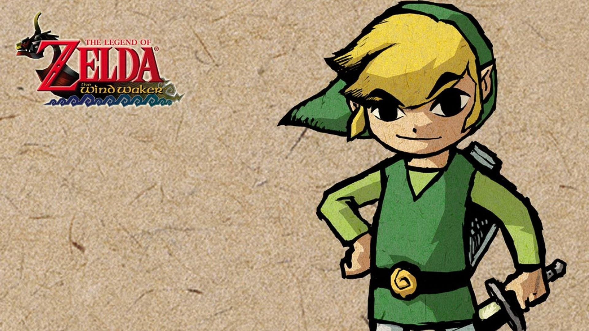 The Legend Of Zelda The Wind Waker Wallpapers 1920x1080 Full Hd