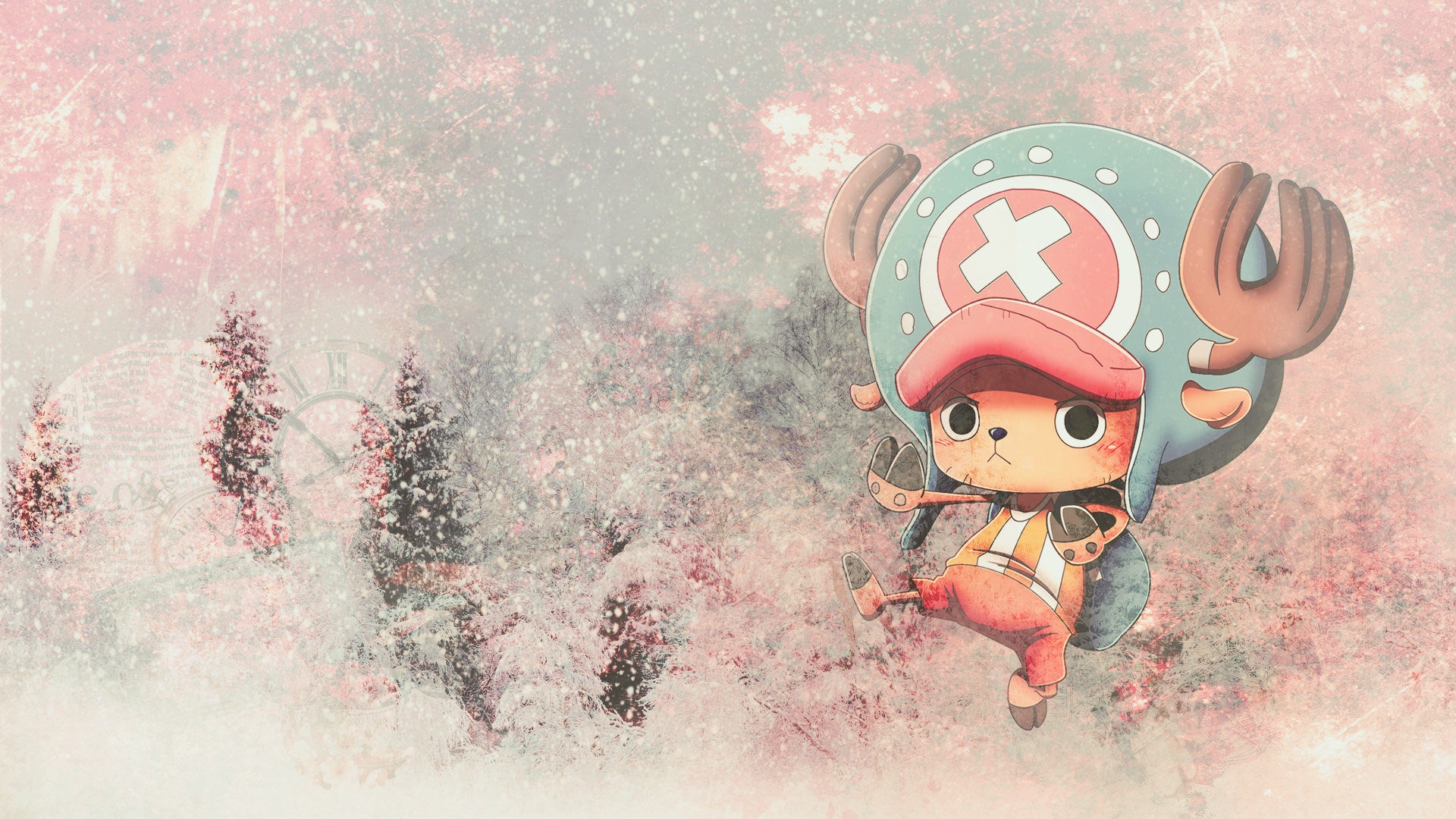 Free download Tony Tony Chopper background ID:314374 full hd for PC