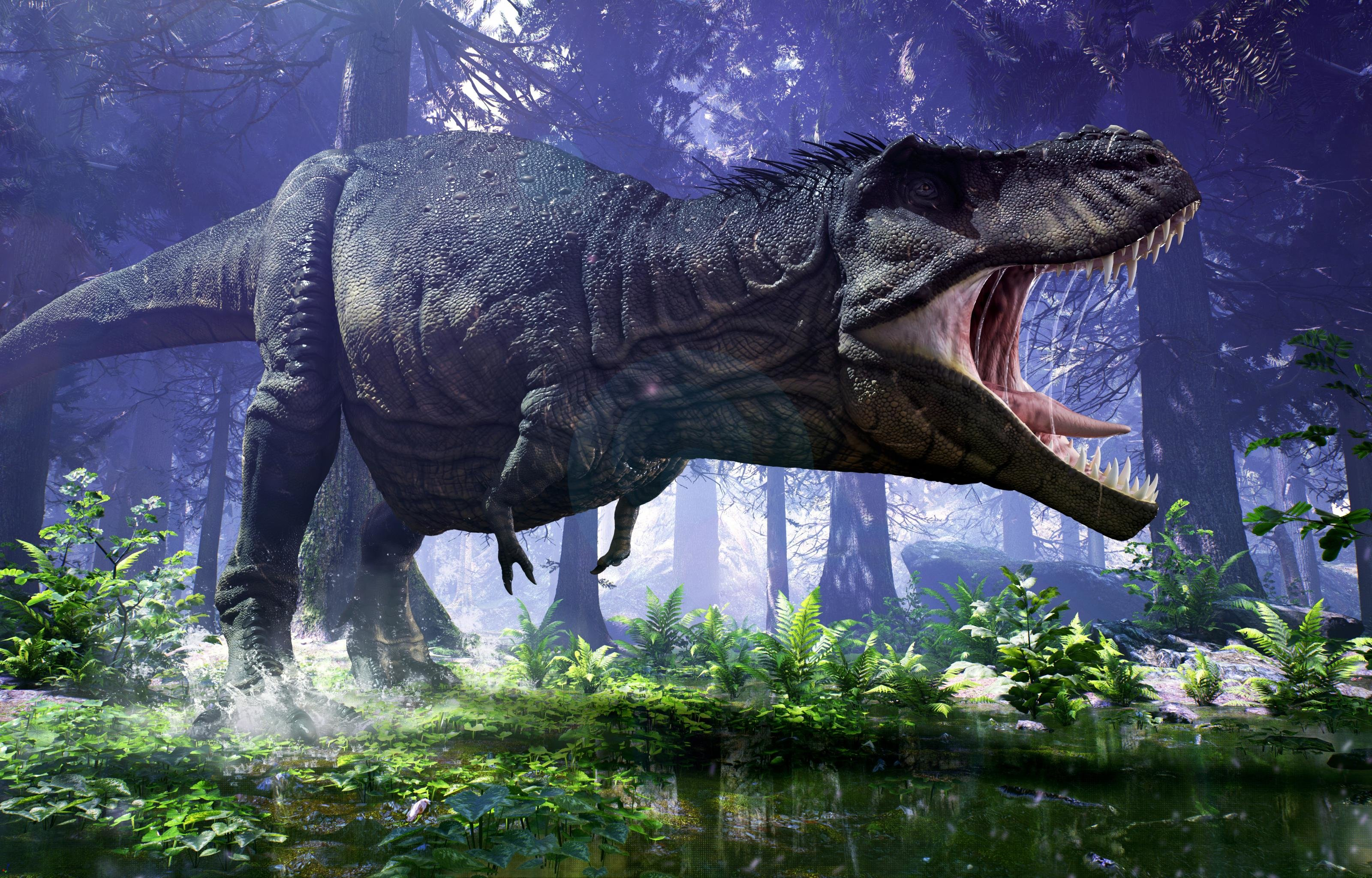 Best Tyrannosaurus Rex background ID:73935 for High Resolution hd 3200x2048 PC