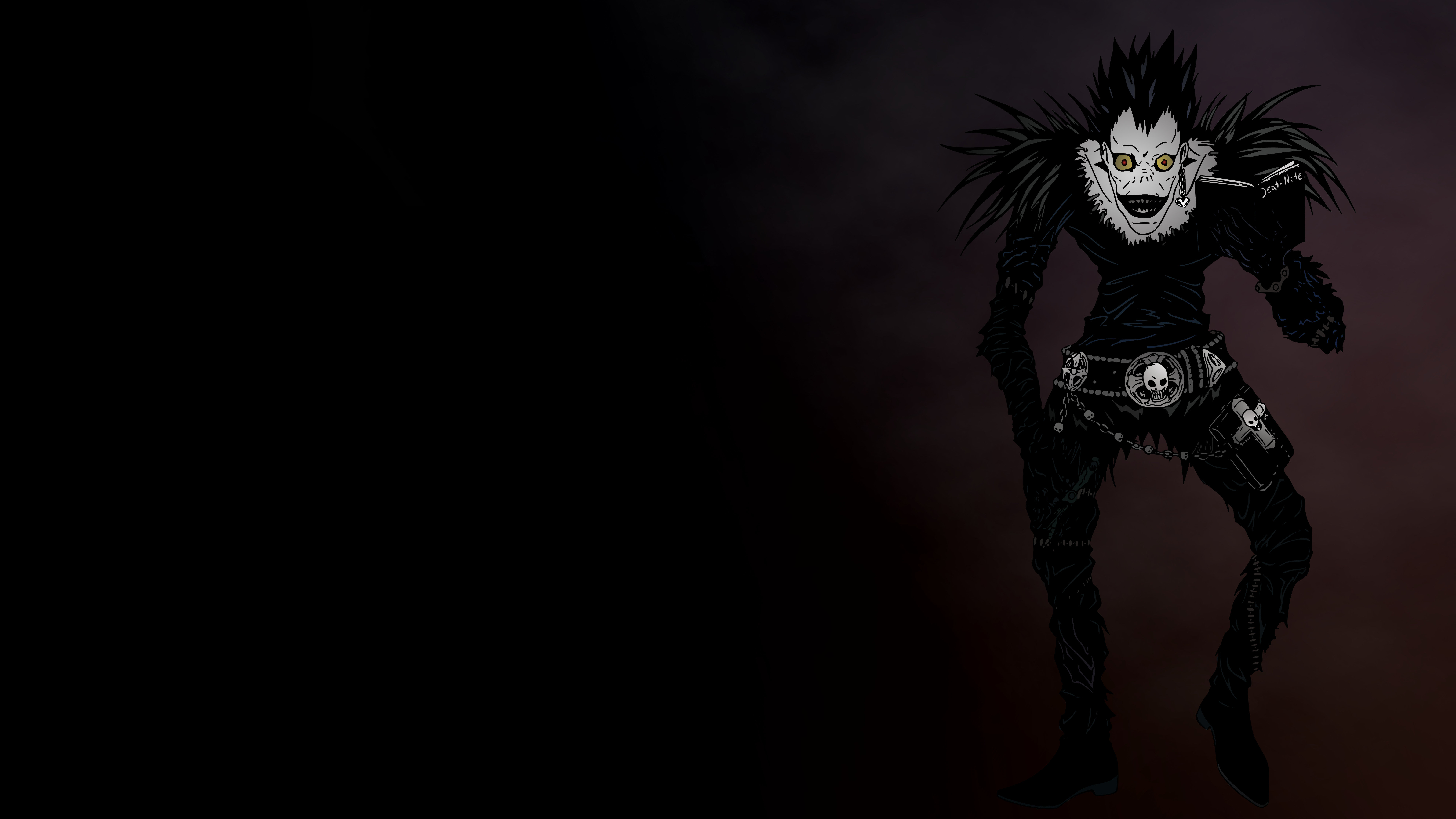 High resolution Death Note uhd 8k background ID:402530 for computer