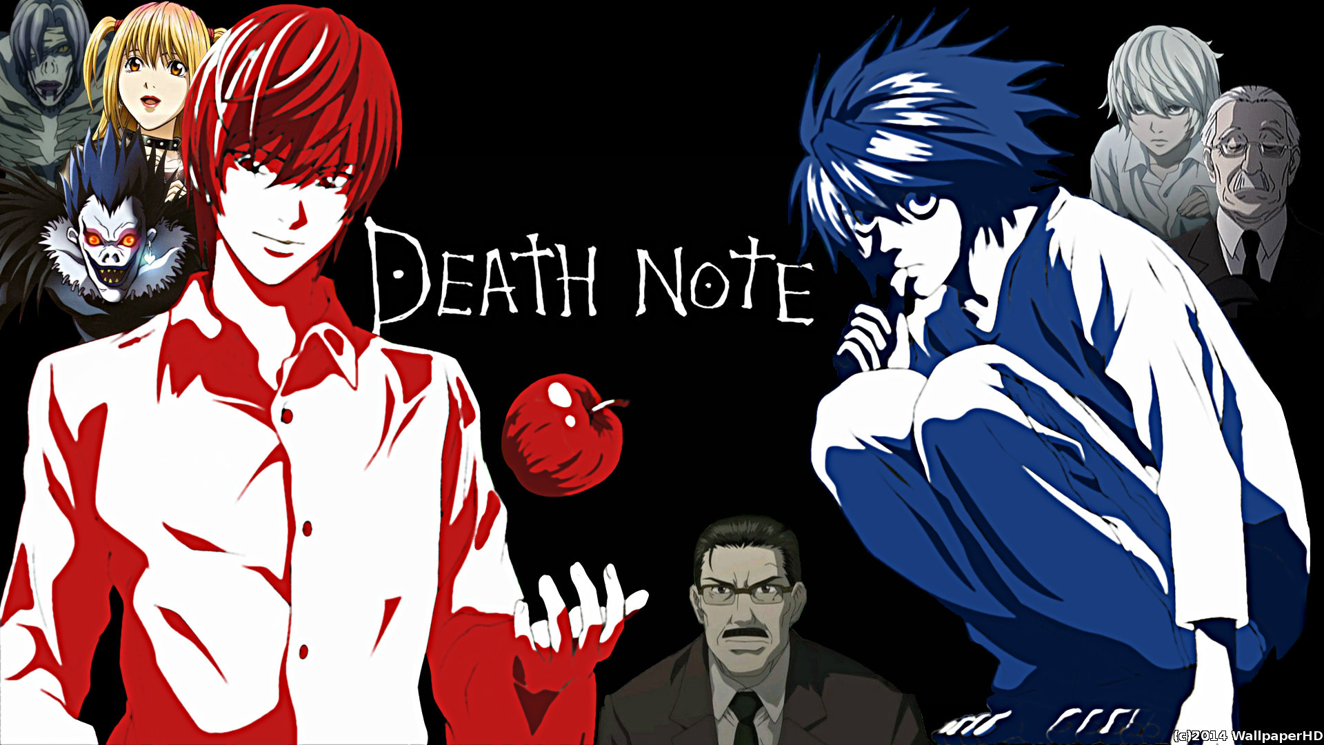 Best Death Note wallpaper ID:402571 for High Resolution hd 1080p PC