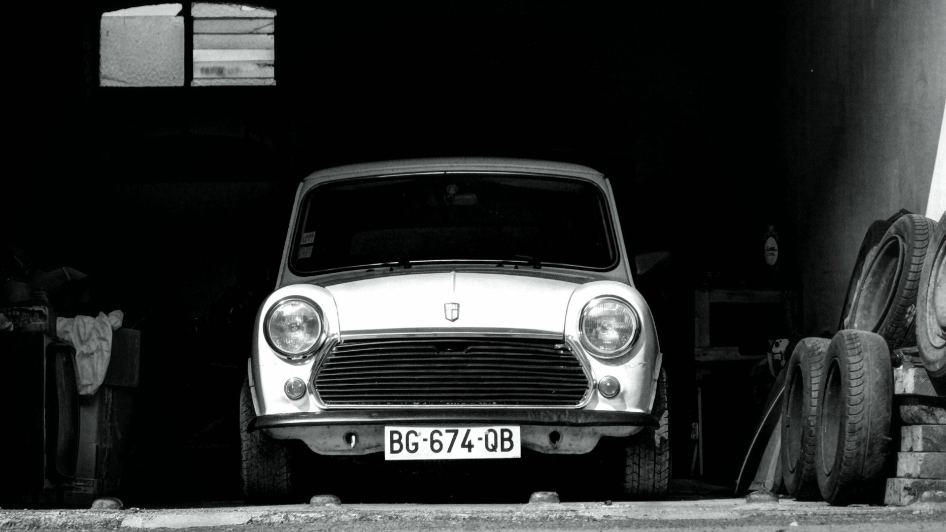 Old Mini Cooper Hd Wallpapers The Galleries Of Hd Wallpaper