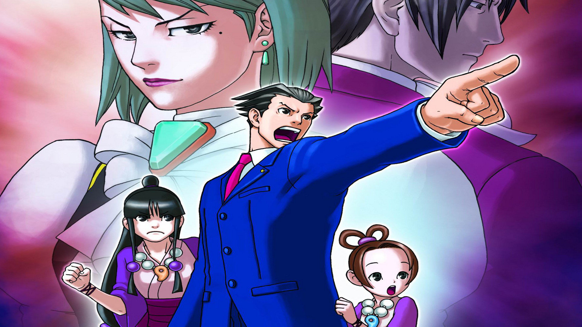 Download 1080p Phoenix Wright Ace Attorney PC Wallpaper ID132211 For Free