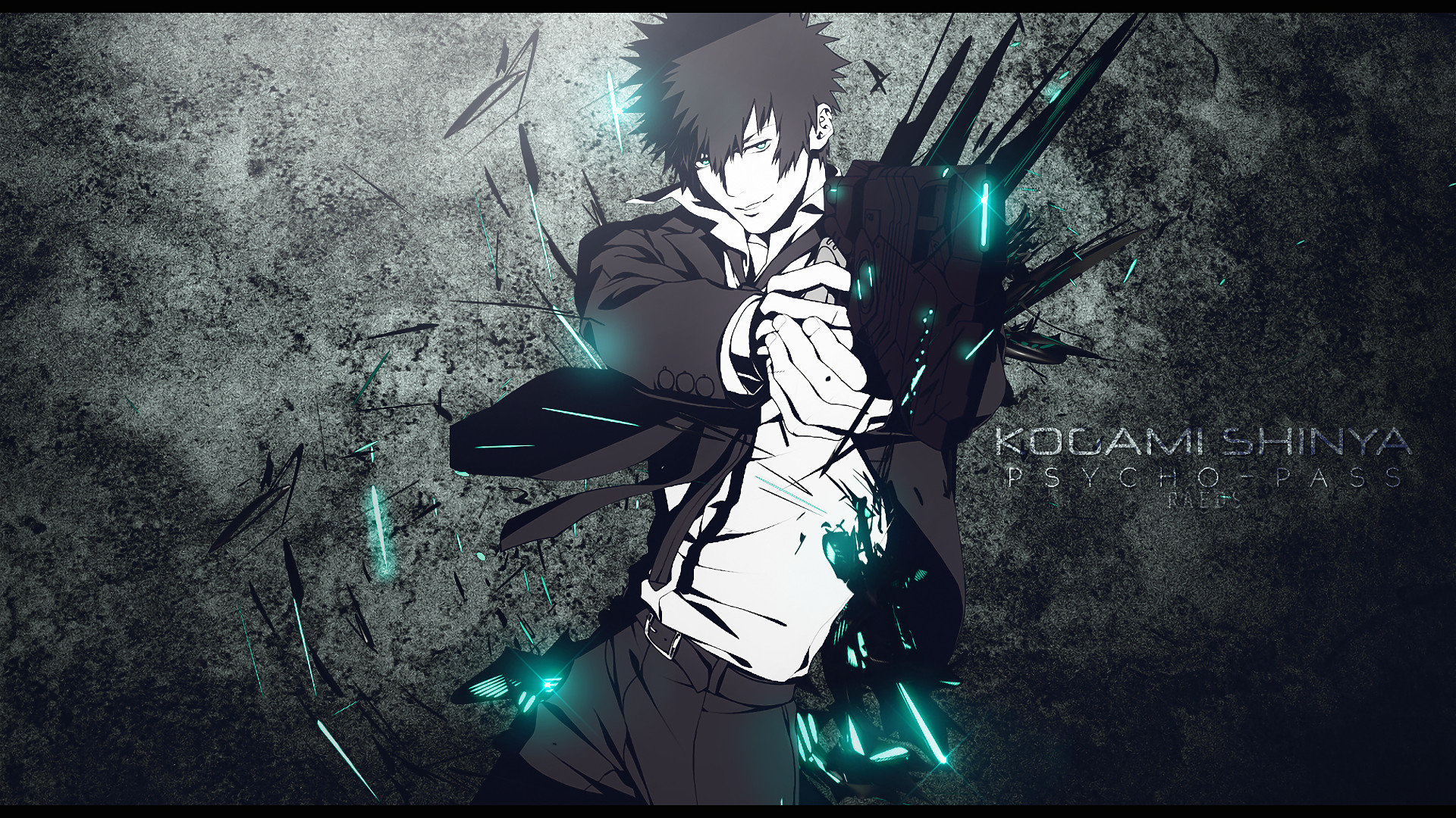 Download 1080p Psycho-Pass PC wallpaper ID:451806 for free