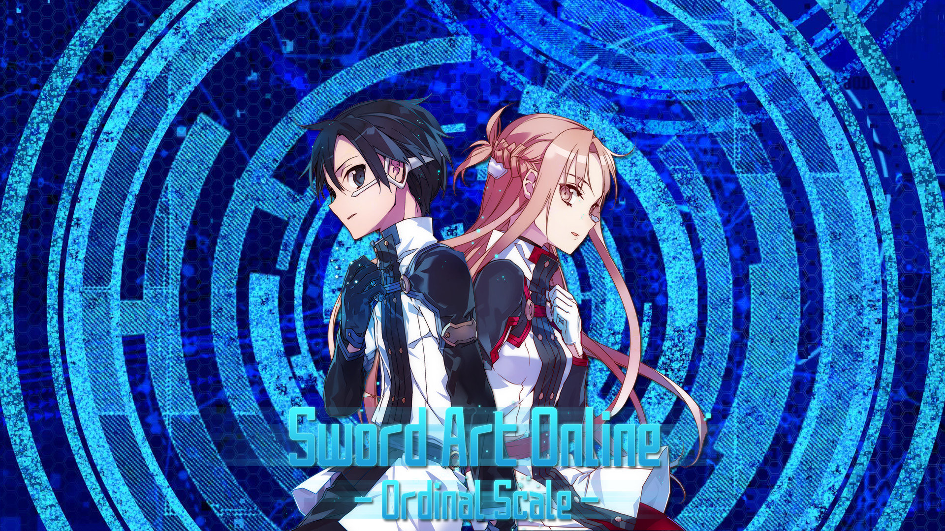 Awesome Sword Art Online Movie: Ordinal Scale free wallpaper ID:243278 for full hd 1920x1080 computer