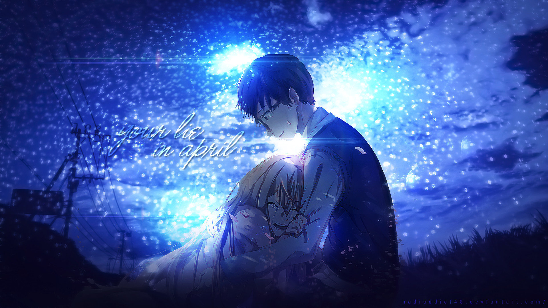 Your Lie In April Wallpapers 1920x1080 Full HD (1080p