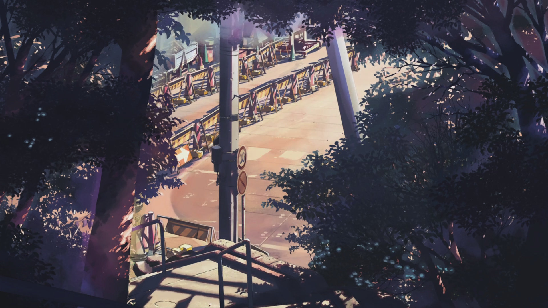 Free download 5 (cm) Centimeters Per Second background ID:90096 hd 1080p for desktop