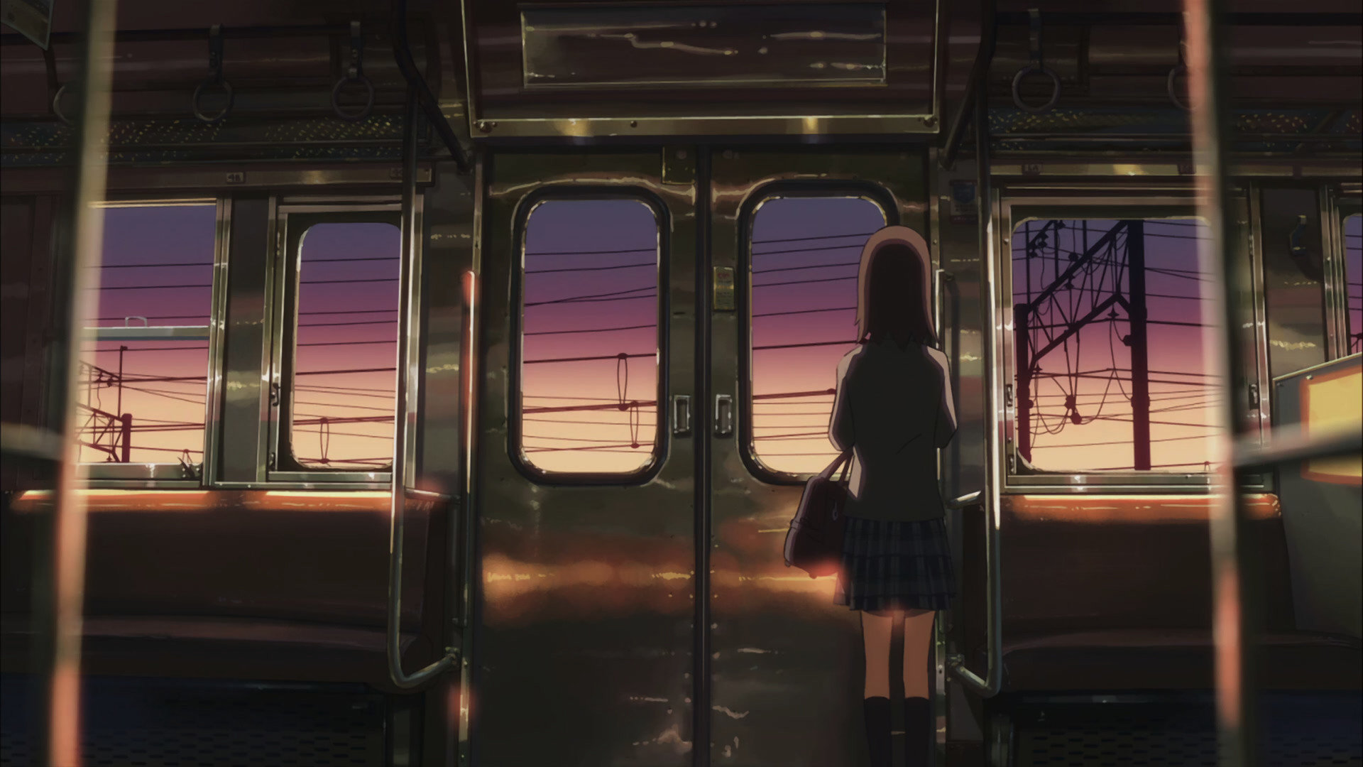 Awesome 5 (cm) Centimeters Per Second free wallpaper ID:90097 for hd 1920x1080 PC