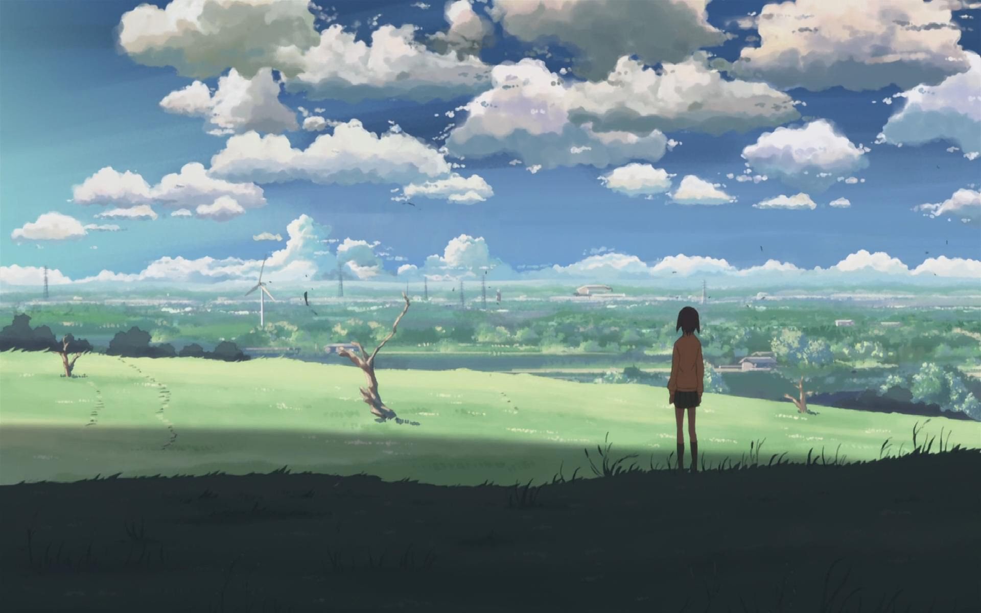 Download hd 1920x1200 5 (cm) Centimeters Per Second PC wallpaper ID:90101 for free