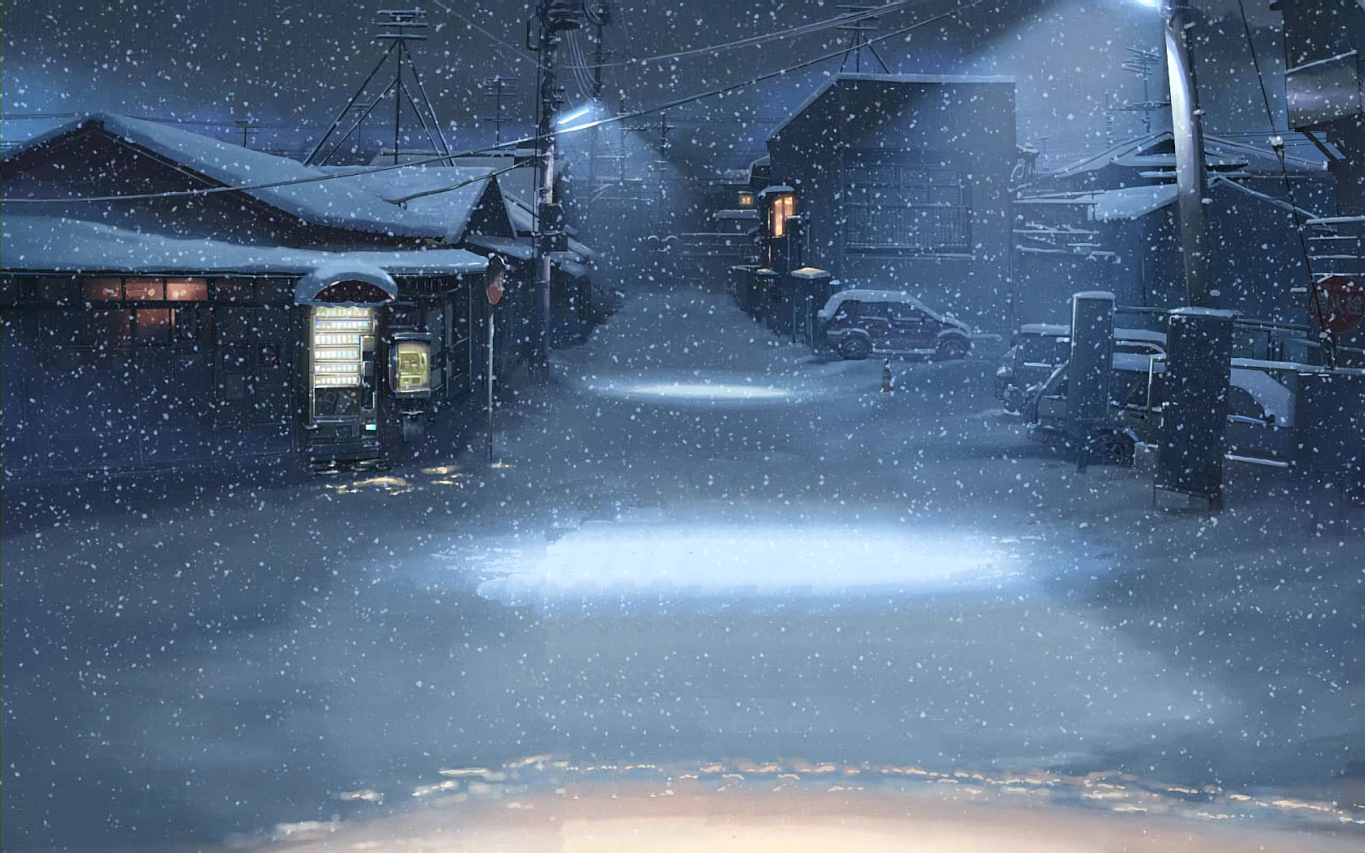 Awesome 5 (cm) Centimeters Per Second free wallpaper ID:90102 for hd 1920x1200 PC