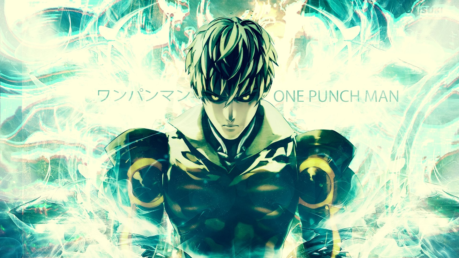 High resolution Genos (One-Punch Man) full hd 1080p wallpaper ID:345329 for PC
