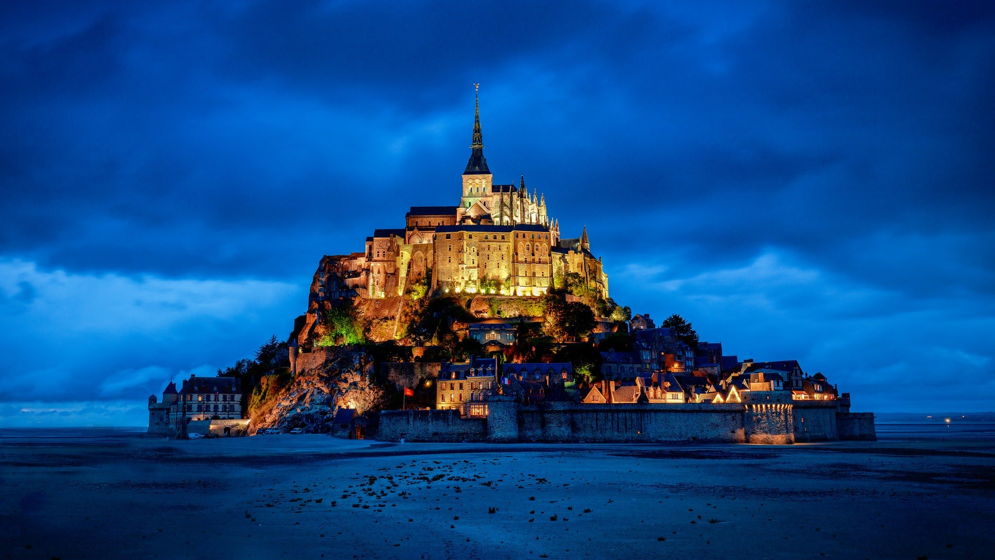 Best Mont Saint Michel Wallpaper Id483720 For High
