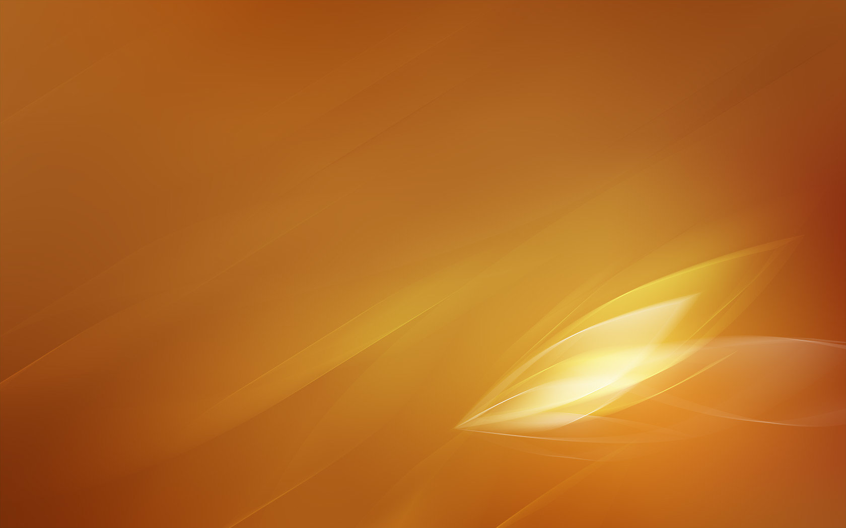 Best Orange Abstract wallpaper ID:141033 for High Resolution hd 1680x1050 PC