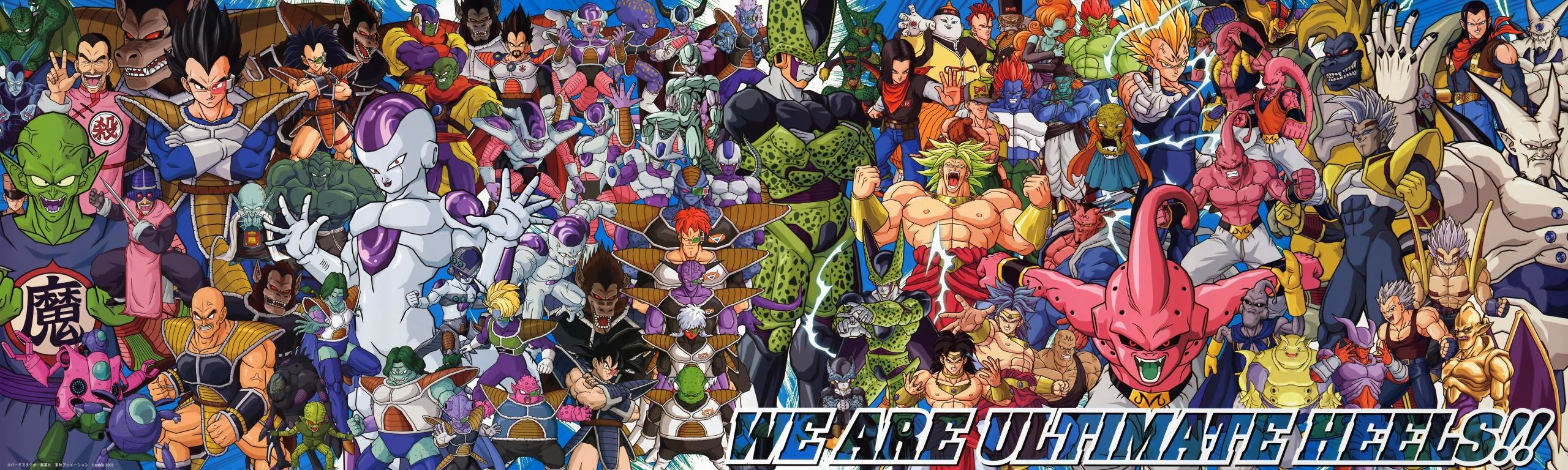 Best Dragon Ball Super background ID:242538 for High Resolution dual monitor 2560x768 desktop