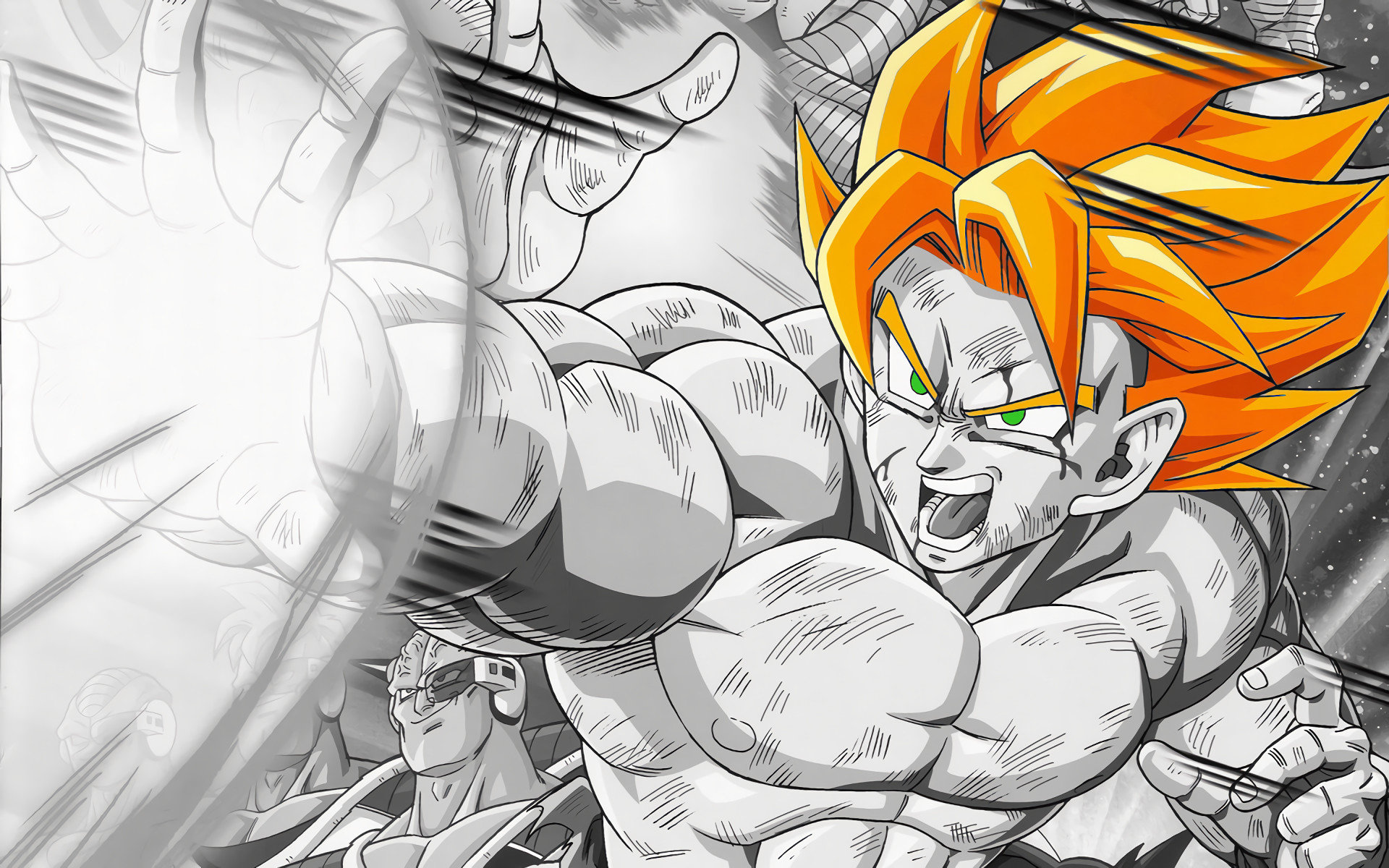 Awesome Goku free background ID:462101 for hd 1920x1200 desktop
