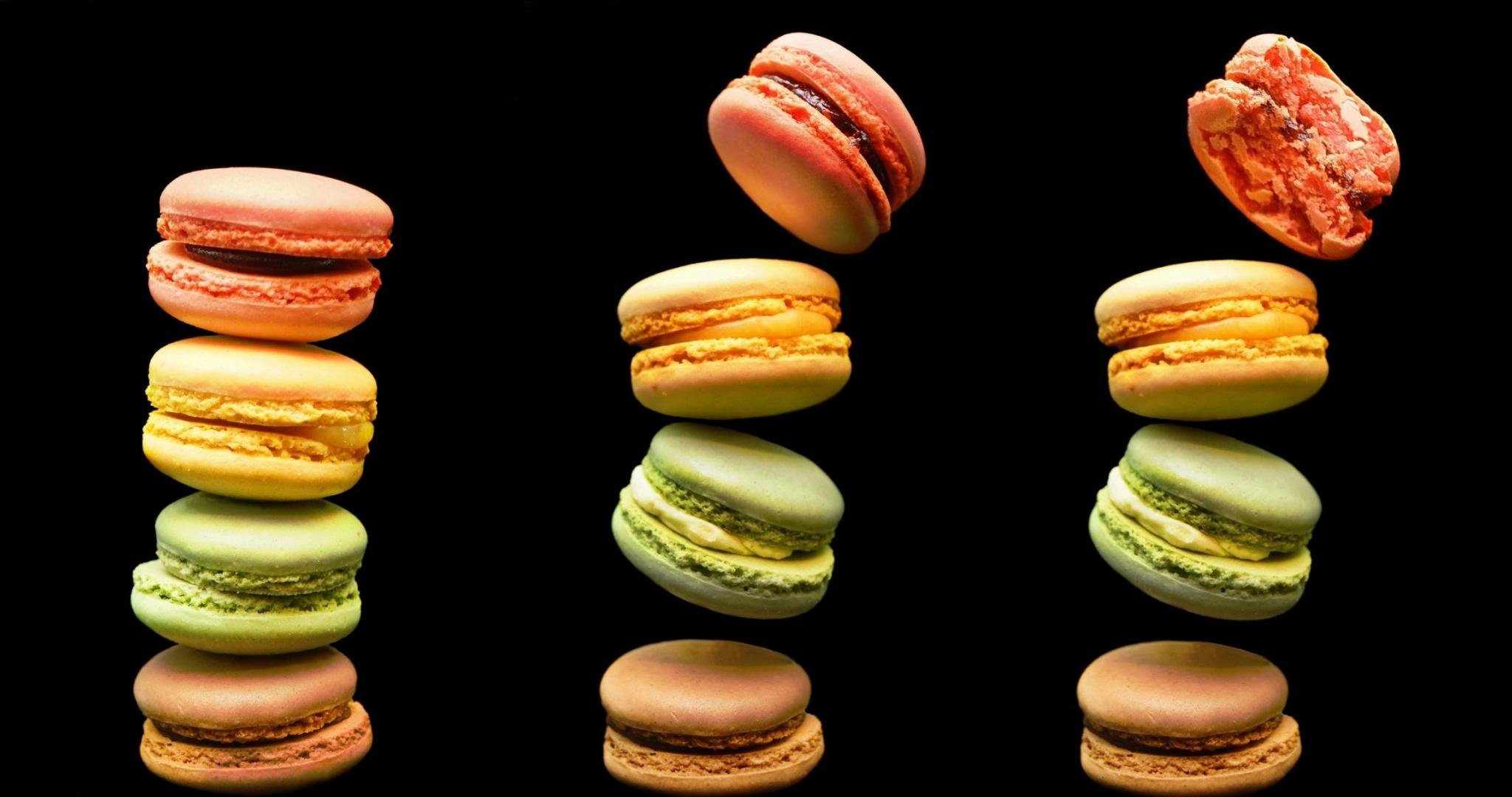 High resolution Macaron hd 2048x1080 wallpaper ID:420911 for computer