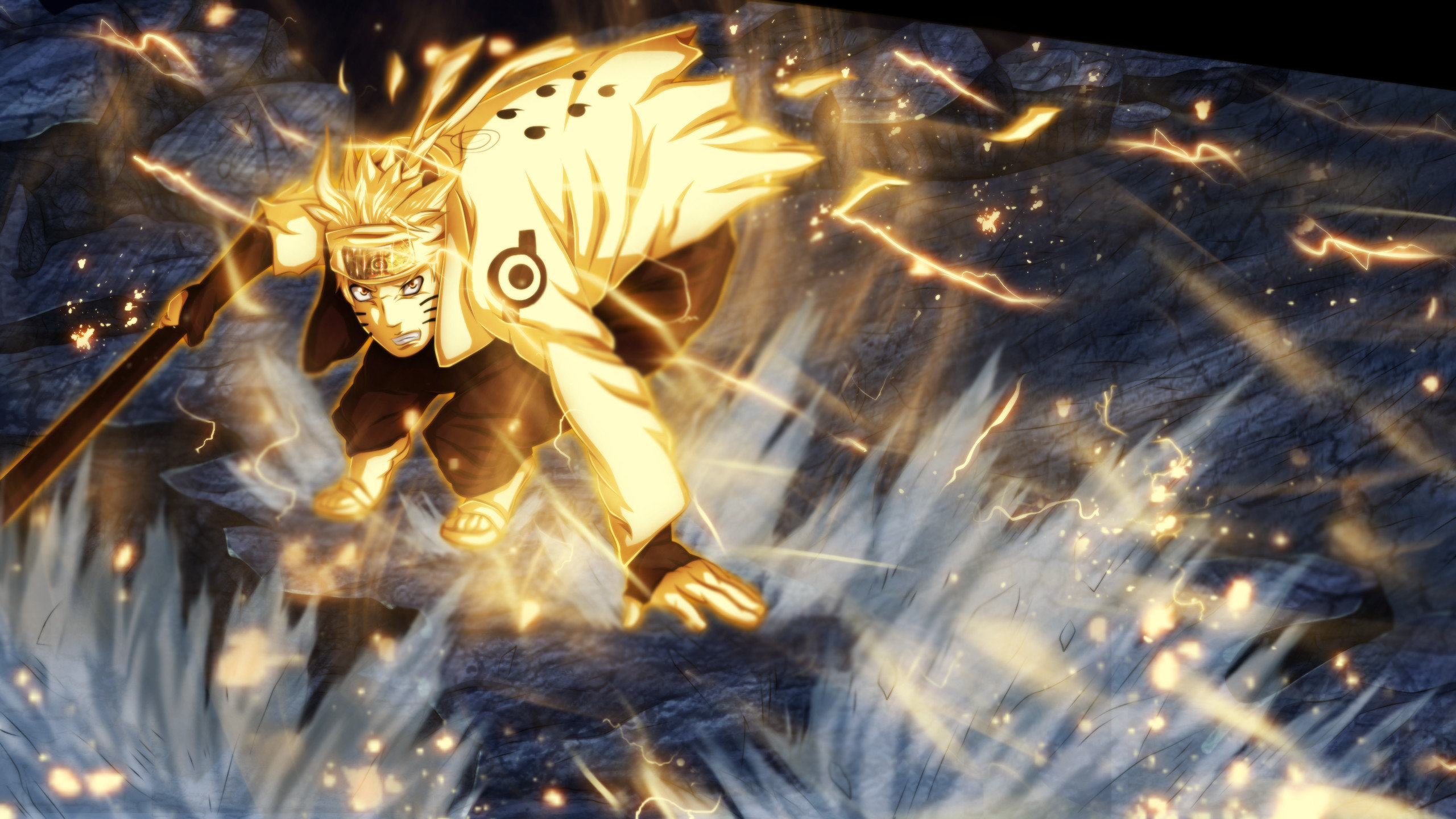 Awesome Naruto Uzumaki free background ID:395523 for hd 2560x1440 PC