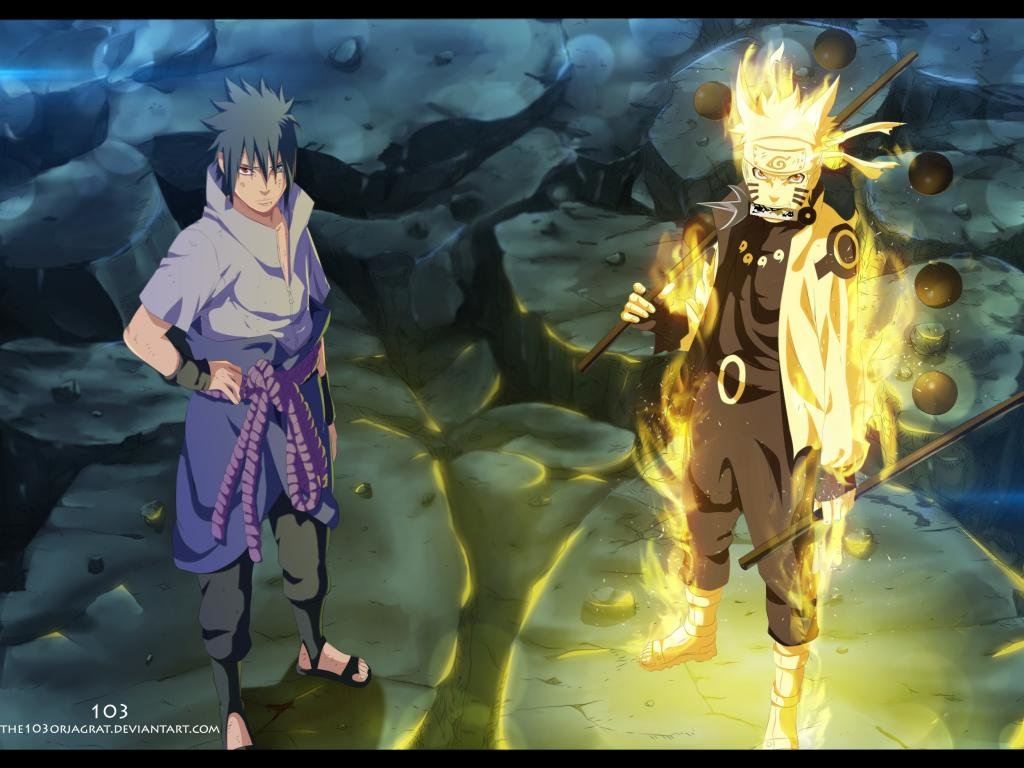 High resolution Naruto hd 1024x768 wallpaper ID:395898 for PC