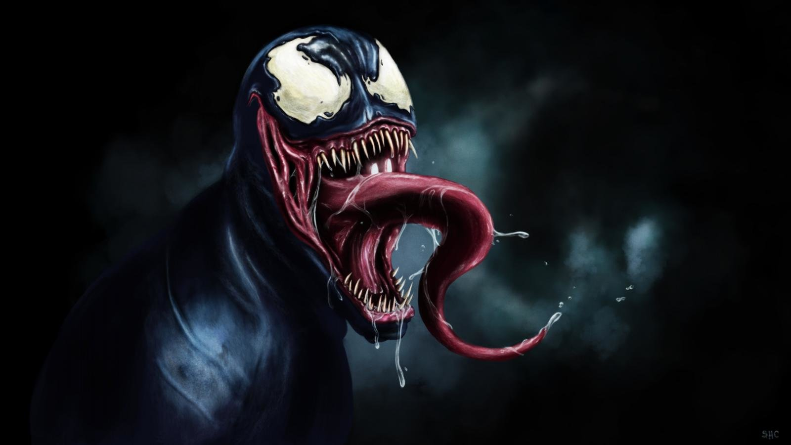 Awesome Venom free wallpaper ID:25660 for hd 1600x900 PC