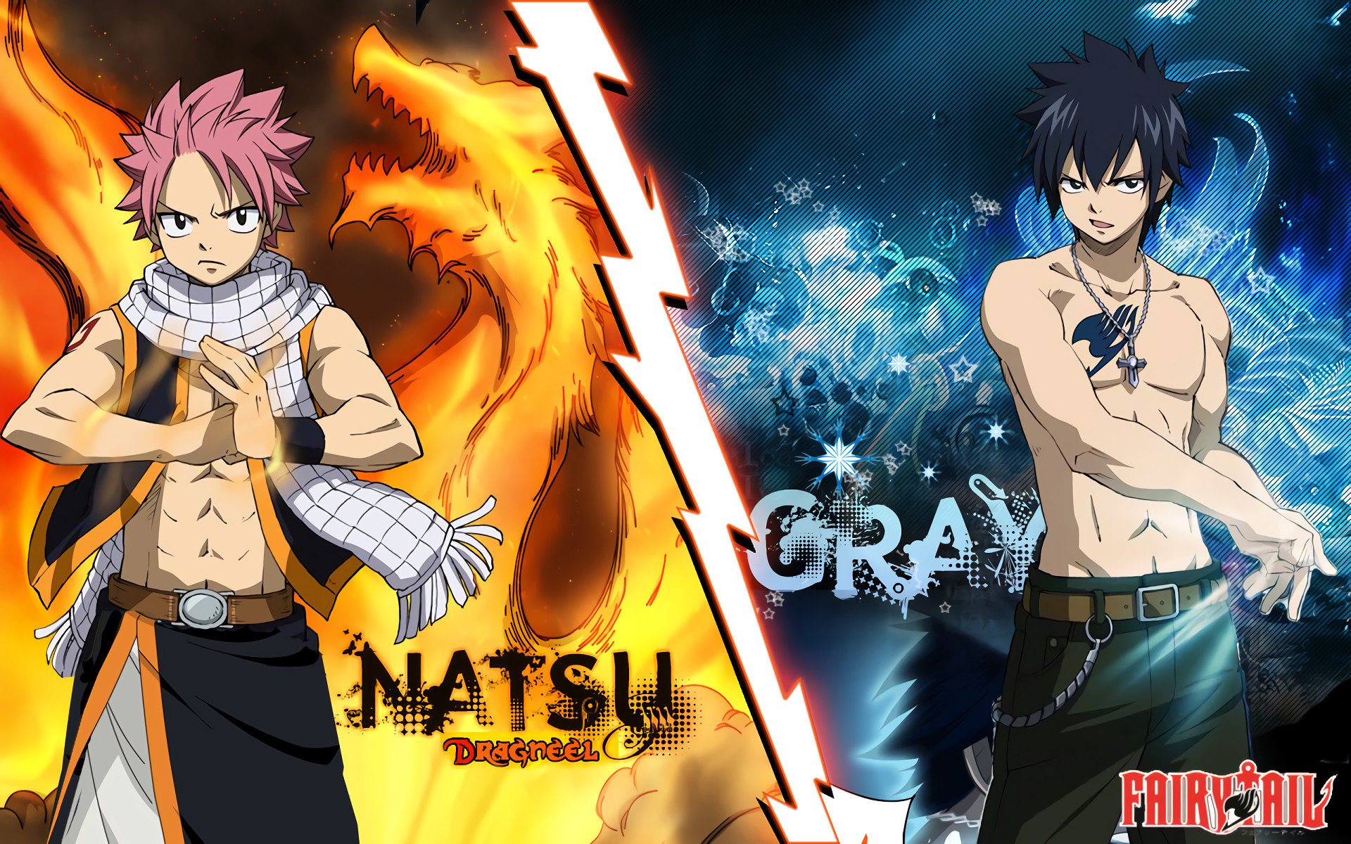 Download hd 1920x1200 Fairy Tail desktop wallpaper ID:41256 for free